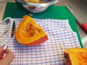 Voorbereiding catering 3